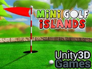 Mini Golf Island Icon