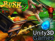 Rail Rush Worlds Icon