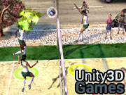 Super 3D Volleyball Brazil 2 Icon
