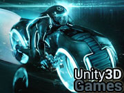 Tron Legacy: Light Cycle Icon